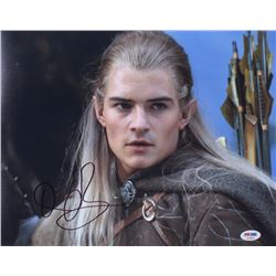 "Orlando Bloom Signed ""The Lord of the Rings"" 11x14 Photo (PSA COA)"