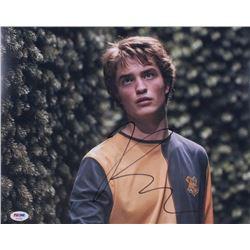 "Robert Pattinson Signed ""Harry Potter"" 11x14 Photo (PSA COA)"