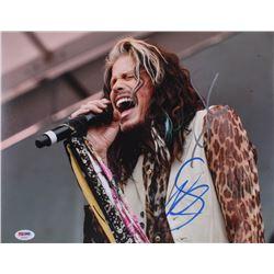 Steven Tyler Signed 11x14 Photo (PSA COA)