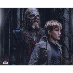 "Ryan Hurst Signed ""The Walking Dead"" 11x14 Photo (PSA COA)"