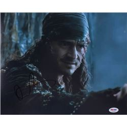 "Orlando Bloom Signed ""Pirates of the Caribbean"" 11x14 Photo (PSA Hologram)"