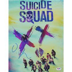 "David Ayer Signed ""Suicide Squad"" 11x14 Photo (PSA Hologram)"