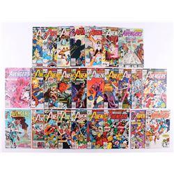 """Lot of (26) 1976-85 """"The Avengers"""" #149-#256 Marvel Comic Books"""