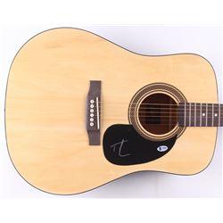 "Tim McGraw Signed 40"" Acoustic Guitar (Beckett COA)"