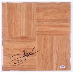 Joakim Noah Signed Vinyl Plank Floor Piece (PSA COA)