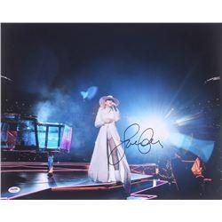 Lady Gaga Signed 16x20 Photo (PSA COA)