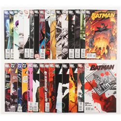 """Lot of (30) 2005-2007 DC """"Batman"""" Comic Books Issues with #665, #657, #649, #642, #639"""