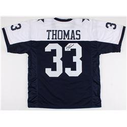 Duane Thomas Signed Jersey (JSA COA)