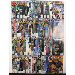 "Lot of (72) 2000 DC ""Batman Gotham Knights"" Comic Books Issues with #47, #64, #36, #60, #37"