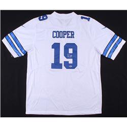 Amari Cooper Signed Dallas Cowboys Jersey (Beckett COA)