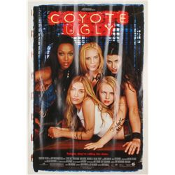 Coyote Ugly 13x19 Poster Signed by (4) with Maria Bello, Tyra Banks, Piper Perabo,  Izabella Miko (J
