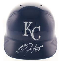 Bo Jackson Signed Kansas City Royals Authentic Full-Size Batting Helmet (Jackson Hologram)