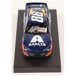 Alex Bowman Signed NASCAR #88 Axalta 2019 Camaro - 1:24 Premium Action Diecast Car (Hendrick Hologra
