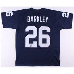 Saquon Barkley Signed Jersey (Beckett COA)