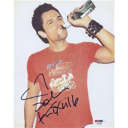 Johnny Knoxville Signed 8x10 Photo (PSA COA)