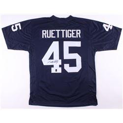 Rudy Ruettiger Signed Jersey (Ruettiger Hologram)
