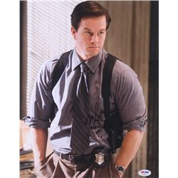 """Mark Wahlberg Signed """"The Departed"""" 11x14 Photo (PSA COA)"""