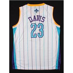 Anthony Davis Signed New Orleans Pelicans Jersey (JSA Hologram)
