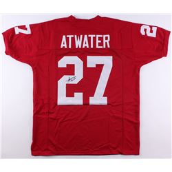 Steve Atwater Signed Jersey (JSA COA)