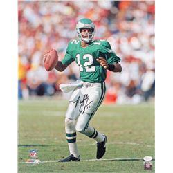 Randall Cunningham Signed Philadelphia Eagles 16x20 Photo (JSA COA)