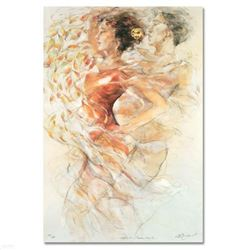 """Gary Benfield Signed """"Summer Romance"""" Limited Edition 12x18 Serigraph"""