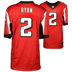 Matt Ryan Signed Atlanta Falcons Jersey (Fanatics Hologram)