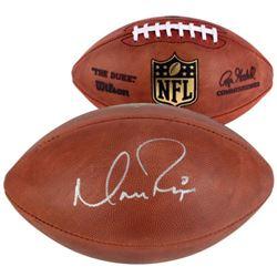 "Matt Ryan Signed ""The Duke"" Official NFL Game Ball (Fanatics Hologram)"