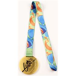 Usain Bolt Signed Rio 2016 Olympic Games Gold Medal (Beckett COA)