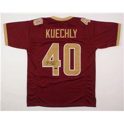 Luke Kuechly Signed Jersey (Radtke COA)