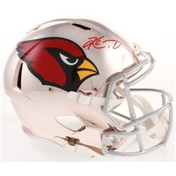 Kyler Murray Signed Arizona Cardinals Full-Size Chrome Speed Helmet (Beckett COA)
