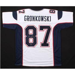 Rob Gronkowski Signed Jersey (Radtke COA)