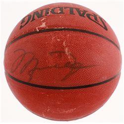 Michael Jordan Signed NBA Basketball (JSA LOA)