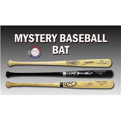 Schwartz Sports Baseball Superstar Signed Full Size Bat Mystery Box – Series 6 (Limited to 75)