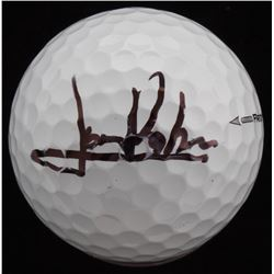 Jon Rahm Signed Masters Golf Ball (JSA COA)
