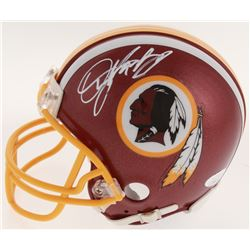 Dwayne Haskins Signed Washington Redskins Mini-Helmet (JSA COA)