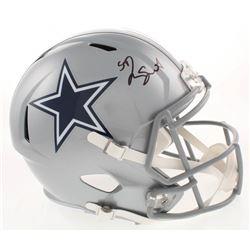 Jaylon Smith Signed Dallas Cowboys Full-Size Speed Helmet (Beckett COA)