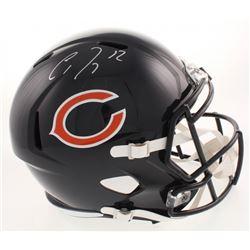 Allen Robinson Signed Chicago Bears Full-Size Speed Helmet (Beckett COA)