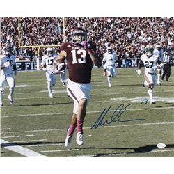 Mike Evans Signed Texas AM Aggies 16x20 Photo (JSA COA)