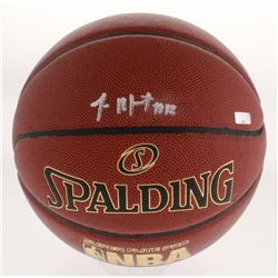 Ja Morant Signed NBA Basketball (Panini COA)