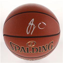 Jayson Tatum Signed NBA Basketball (JSA COA)