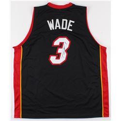 Dwyane Wade Signed Jersey (JSA COA)