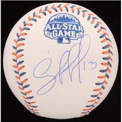 Salvador Perez Signed 2013 All-Star Baseball (JSA COA)