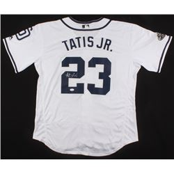 Fernando Tatis Jr. Signed San Diego Padres Jersey (JSA COA)