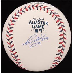 Hyun-jin Ryu Signed 2019 All-Star Baseball (JSA COA)