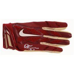 Derwin James Signed Florida State Seminoles Football Glove (JSA COA)