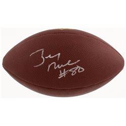 Jerry Rice Signed NFL Football (PSA COA)