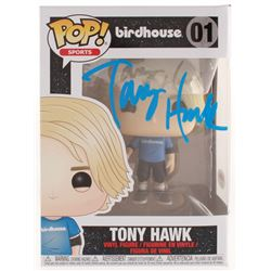 Tony Hawk Signed  Tony Hawk  #01 Funko Pop! Vinyl Figure (PSA COA)