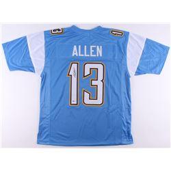Keenan Allen Signed Jersey (Beckett COA)