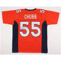 Bradley Chubb Signed Jersey (JSA COA)