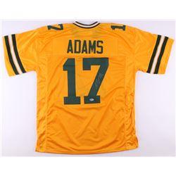 Davante Adams Signed Jersey (Beckett Hologram)